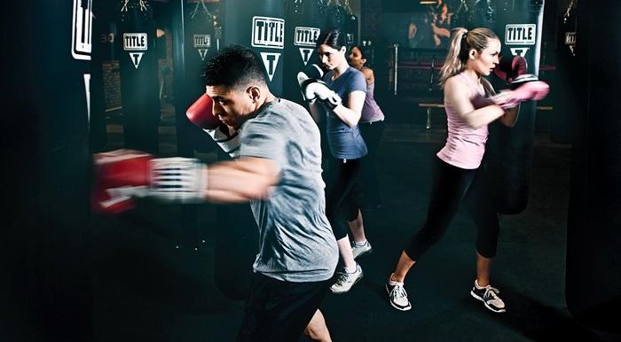 Istruttore Kick Boxing