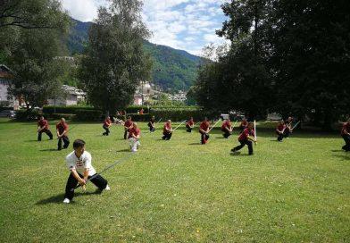 Stage Kungfu