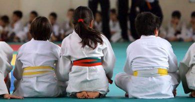 Criterium Judo in Compagnia