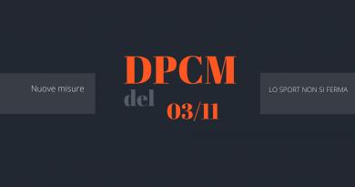 DPCM novembre 2020